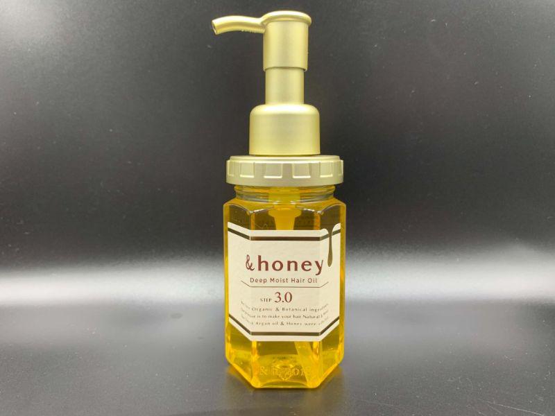 「&honey」のEXディープモイストヘアオイル3.0を美容師が実際に使ったレビュー記事