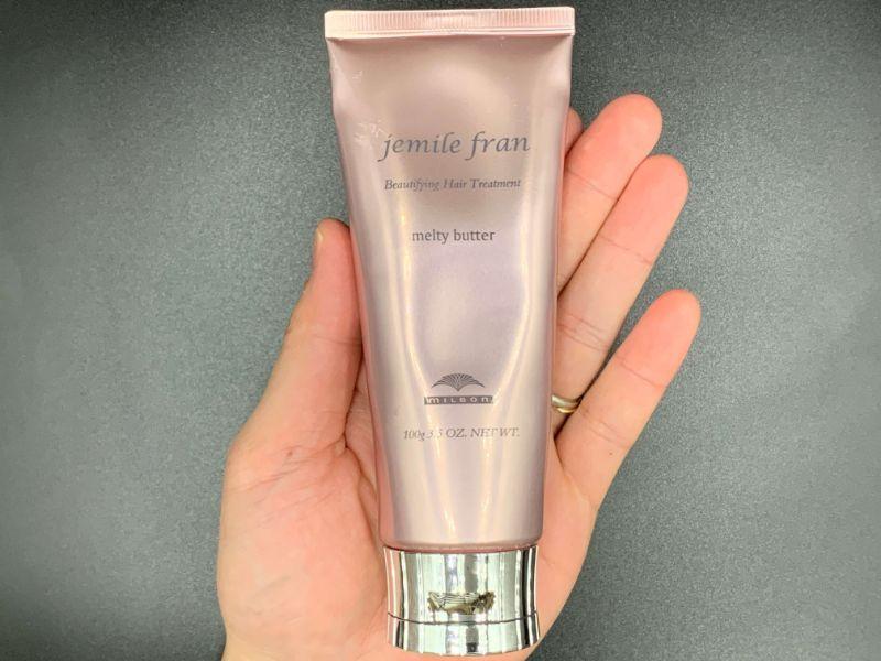 【ミルボン】「ジェミールフラン メルティバター」を美容師が実際に使ったレビュー記事