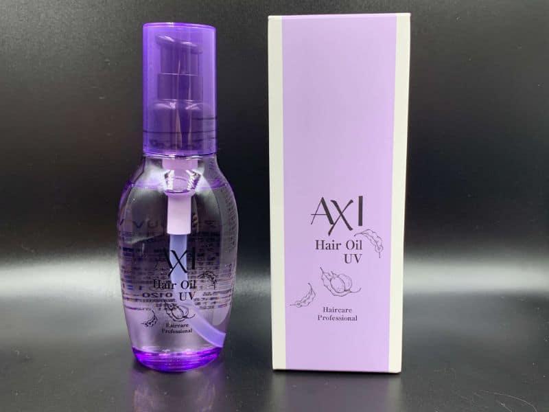 【洗い流さないトリートメント】クオレ「AXI(アキシ)」のヘアオイルUVを美容師が実際に使ったレビュー記事