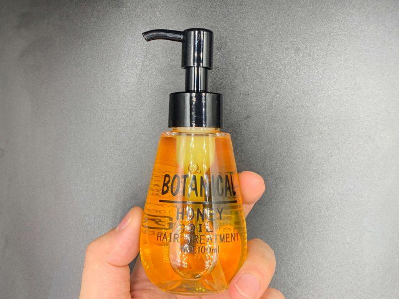 【洗い流さないトリートメント】「ボタニカルハニーオイル」を美容師が実際に使ったレビュー記事