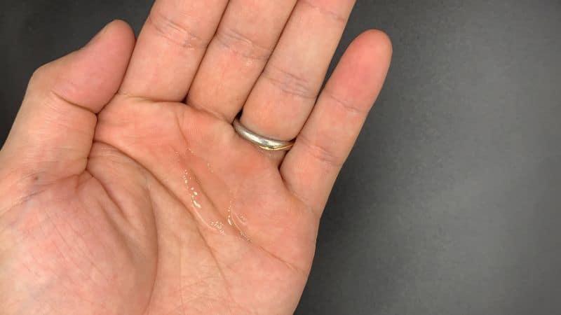 【洗い流さないトリートメント】コーセー「スティーブンノル」プレミアムスリークエターナルシャインオイルを美容師が実際に使ったレビュー記事