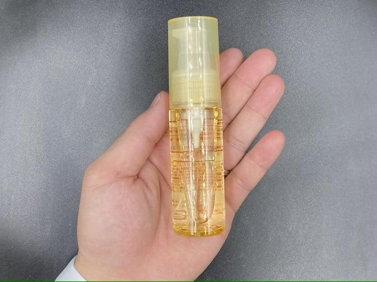 「無印良品(MUJI)ヘアセラム」を美容師が実際に使ったレビュー記事【洗い流さないトリートメント】