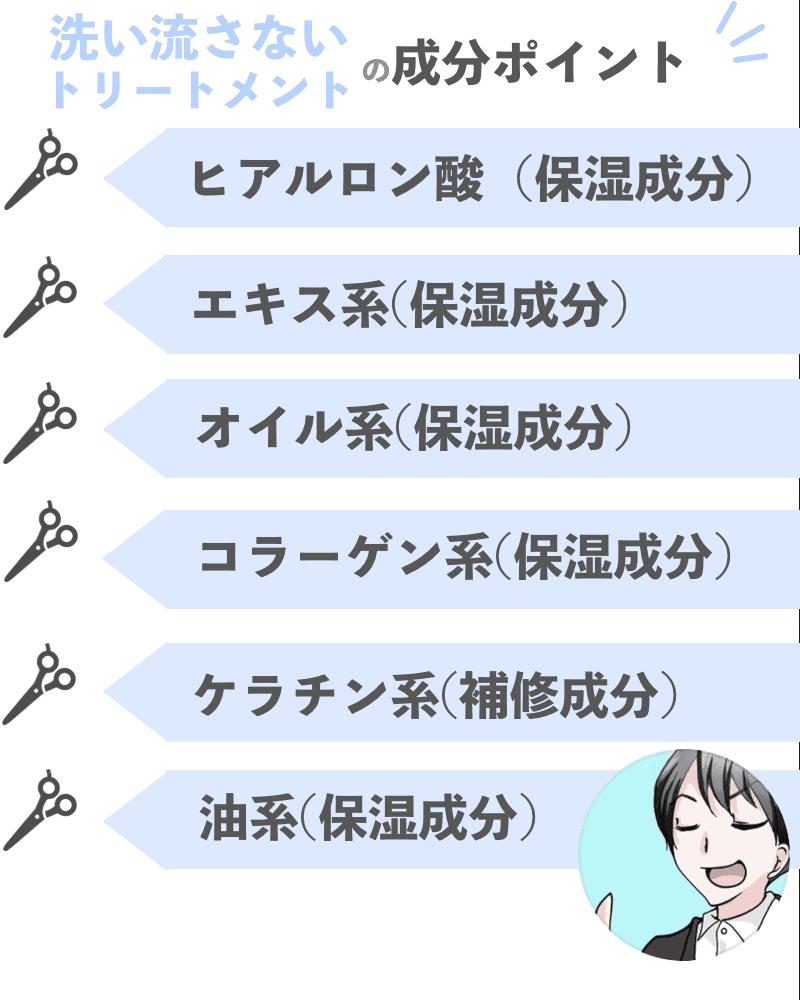 【人生激変】美容師おすすめのサロン専売「洗い流さないトリートメント」15選!