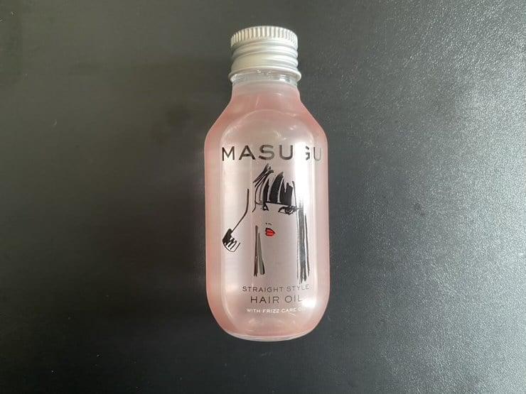 【実証】「MASUGU(まっすぐ)ストレートスタイル ヘアオイル」を実際に使った評価レビュー