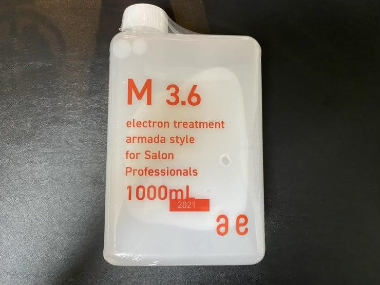 【実証】「armada-style(アルマダスタイル)M 3.6 電子トリートメント」を美容師が実際に使った評価レビュー